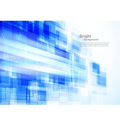 Background wiht squares vector image vector image
