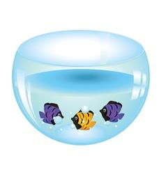 Fishes in Aquarium2 vector
