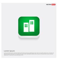 buuilding icon vector image