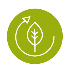 Leaf ecology cycle alternative sustainable energy vector