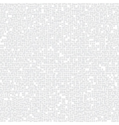 Grey Ceramic Mosaic Background vector image