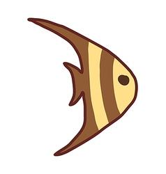 Aquarium fish vector