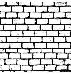 Brickwall Overlay Texture vector image