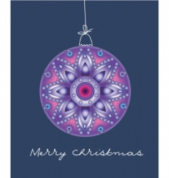 Christmas card designs vector image