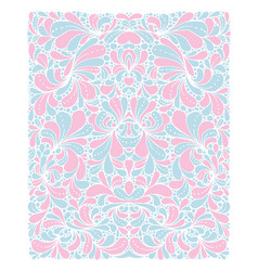 Rose quartz and serenity trendy colors of the year vector