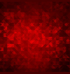 Abstract red colorful background vector