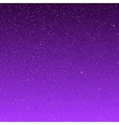 Background snowflakes purple ice storm vector