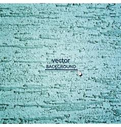 Plaster monochrom wall background vector