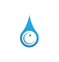 Water nature logo and symbols template icons app vector