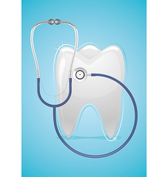 Health of teeth vector image vector image