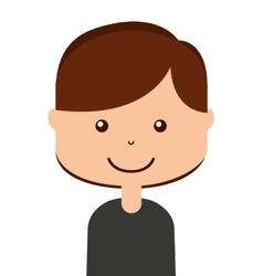 Face man icon design vector