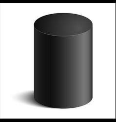 cylinder vector image