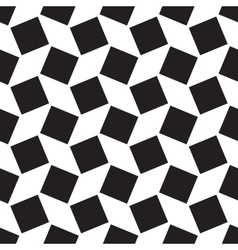 Abstract seamless patterns with squares vector