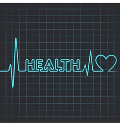 Heartbeat make health word vector