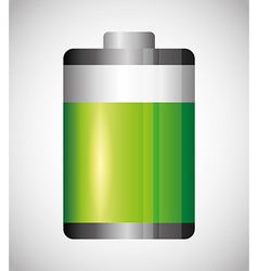 battery concept vector image