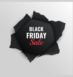 black friday composition vector image