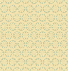 flowers-pattern-retro-seamless vector image