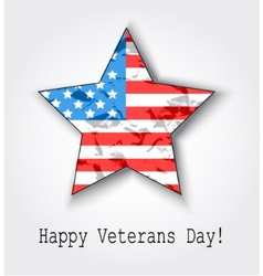 11th november veterans day vector image