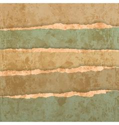 torn paper set old vector image