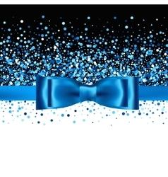 Color glitter background vector