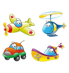 Family of vehicles vector