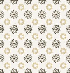 flowers-pattern-retro-seamless-02 vector image