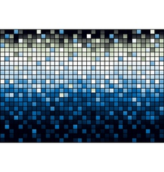 mosaic shiny background vector image