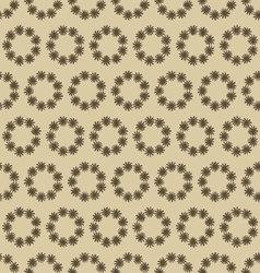 flowers-pattern-retro-seamless-03 vector image