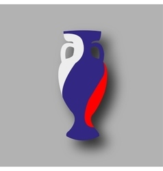 sport competition cup Russia participant vector image vector image