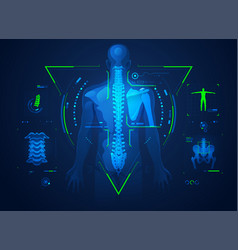Chiropractictech vector