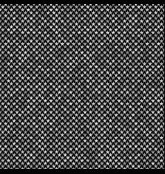 Repeating pentagram star pattern background vector