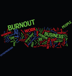 You re the boss text background word cloud concept vector