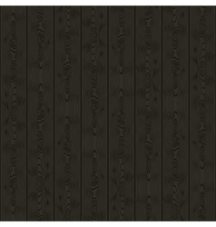 Seamless wood texture background vector image