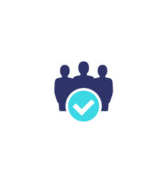 membership join community icon vector image