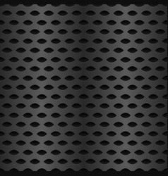 Repeatable metal carbon texture vector