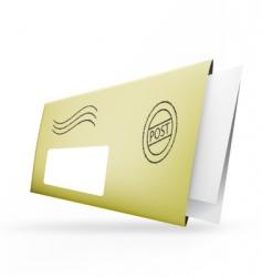 Post parcel vector