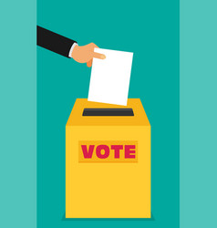 Elections - conceptual election day vector