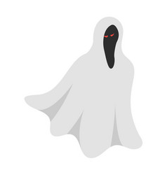 ghost icon isometric style vector image