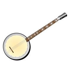 banjo vector image