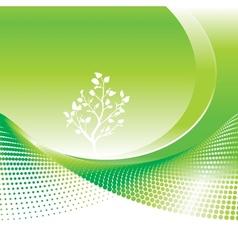 Green Environmental vector image