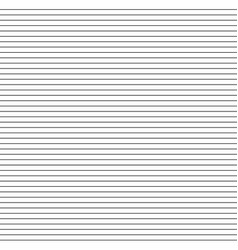 repeating horizontal lines underlay vector image