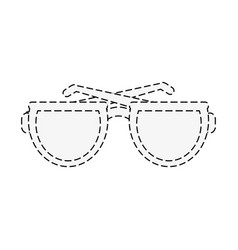 Sunglasses eyewear icon image vector