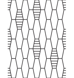 Abstract netting pattern vector