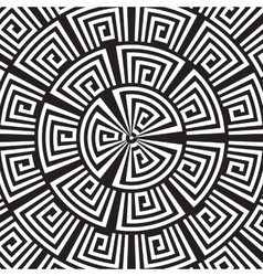 Hypnotic Background vector image