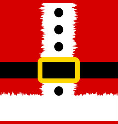 Santa claus banner christmas background santa vector
