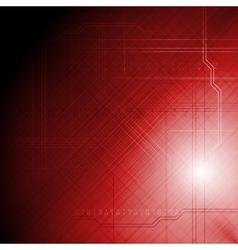 Abstract technology backdrop vector