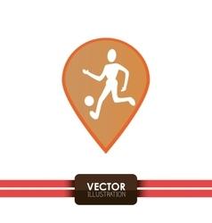 Human activity design vector