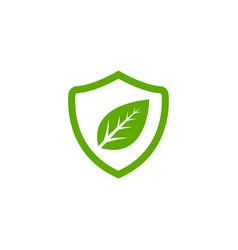 save environment icon logo design template vector image