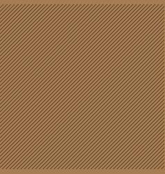 Thin black diagonal stripes on gold vector