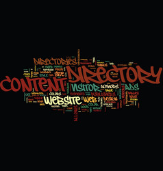 article directory website design clean up your vector image
